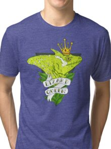 Lizard Queen  Tri-blend T-Shirt
