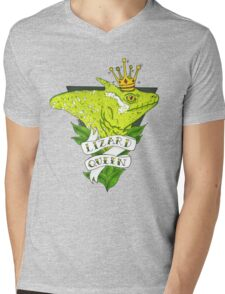 Lizard Queen  Mens V-Neck T-Shirt