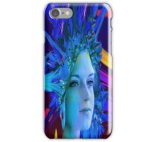 Space Crystal  iPhone Case/Skin