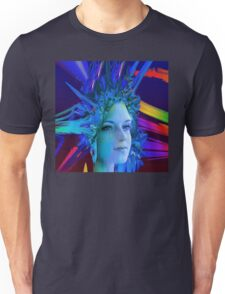 Space Crystal  Unisex T-Shirt