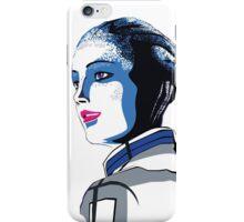 Liara T'soni Mass Effect iPhone Case/Skin