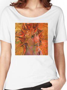 Tree Spirit  Women's Relaxed Fit T-Shirt