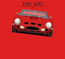 Red Ferrari 250 GTO Unisex T-Shirt