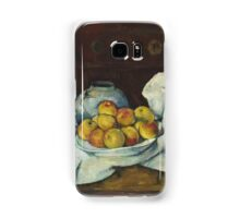 Paul Cezanne - Still Life with Commode  1887 - 1888 Samsung Galaxy Case/Skin