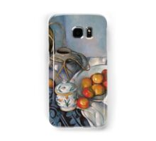 Paul Cezanne - Still Life with Apples 1893 - 1894 Samsung Galaxy Case/Skin