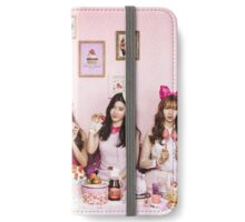 Because of You - Berry Good Groupie iPhone Wallet/Case/Skin