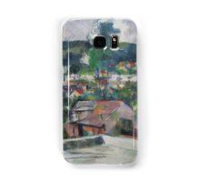 Paul Cezanne - Landscape 1888 - 1890 Samsung Galaxy Case/Skin