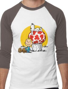 Buddies Men's Baseball ¾ T-Shirt