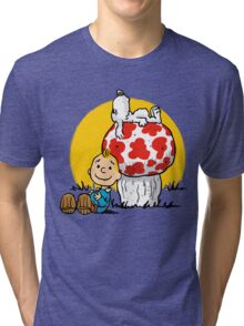 Buddies Tri-blend T-Shirt