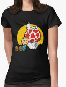 Buddies Womens Fitted T-Shirt