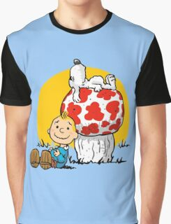 Buddies Graphic T-Shirt