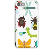 Insects iPhone Case/Skin