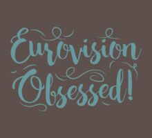Eurovision obsessed! One Piece - Short Sleeve