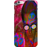 Alien Abduction iPhone Case/Skin