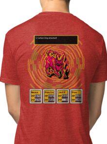 Earthbound - Carbon Dog Tri-blend T-Shirt