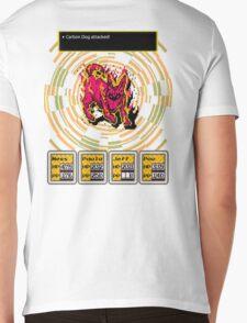 Earthbound - Carbon Dog Mens V-Neck T-Shirt