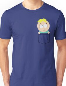 Pocket Butters Unisex T-Shirt