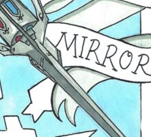 Mirror Mirror Sticker