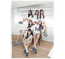 Gfriend Group Picture Poster