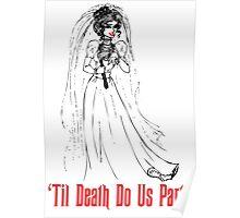 Black Widow Bride Poster