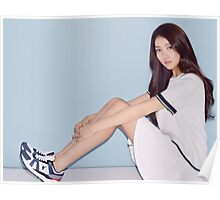 Sowon Sporty Look Poster