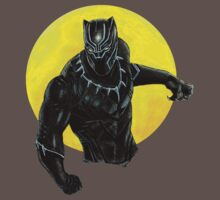 Black panther  One Piece - Short Sleeve