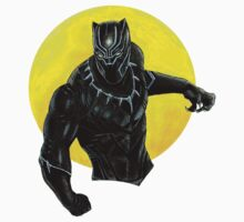 Black panther  Kids Tee