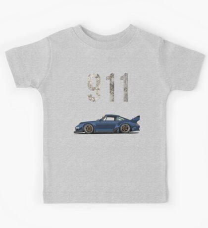 rauh welt 911 Kids Tee