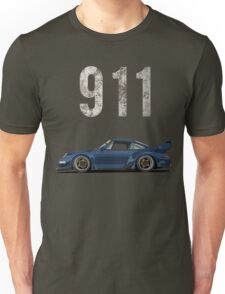 rauh welt 911 Unisex T-Shirt