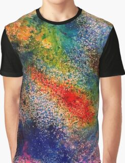 Abstract space painting Graphic T-Shirt
