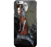 Moon Demon iPhone Case/Skin