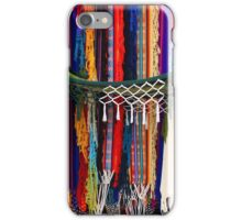 Hammock Stand at the Market iPhone Case/Skin