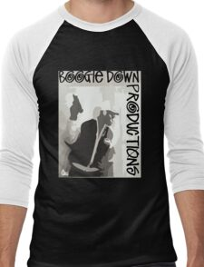 Boogie Down Productions - By all means necessary Men's Baseball ¾ T-Shirt