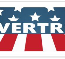 #Never Trump Sticker