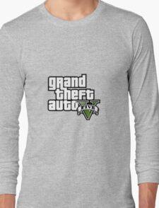 gta v Long Sleeve T-Shirt