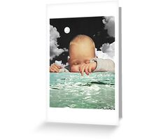 Lullaby Greeting Card