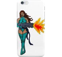 Khaos Kathryn iPhone Case/Skin