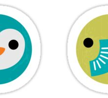 Smiley Faces - Set 2 Sticker