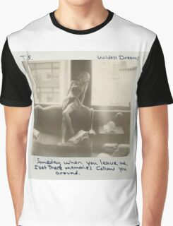 Wildest Dreams Cover Art Graphic T-Shirt