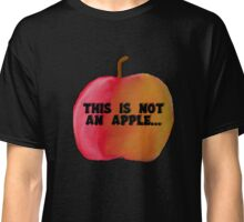 This is not an apple... Classic T-Shirt