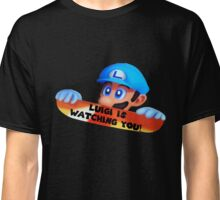 Luigi is watching you! Classic T-Shirt