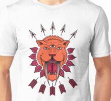 Saber-Toothed Tiger Unisex T-Shirt