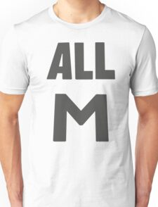 Deku's All M Shirt Unisex T-Shirt