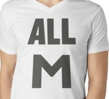 Deku's All M Shirt Mens V-Neck T-Shirt
