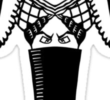 Alice Totem Sticker