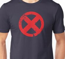 X-Men - Red (Distressed) Unisex T-Shirt