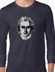 Young Goethe Long Sleeve T-Shirt