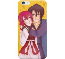 the princess and her guard iPhone Case/Skin