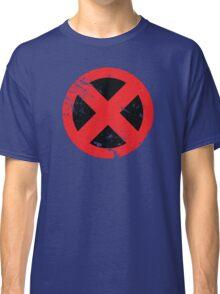 X-Men Red & Black (Distressed) Classic T-Shirt