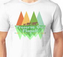 Preserve Our Planet Unisex T-Shirt